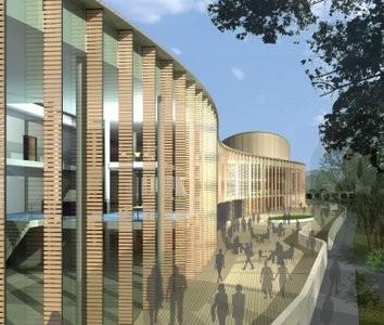 North Devon College, Feilden Clegg Bradley Studios