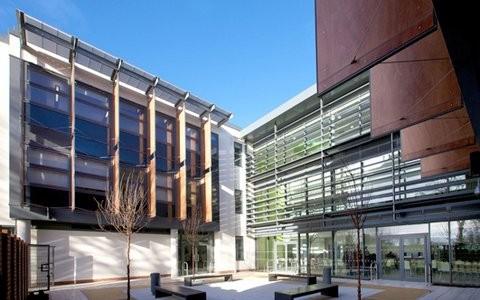 Barnet College, Perkins Ogden Architects